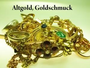 Altgold-Goldschmuck ankauf hamburg