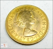 Großbritannien Sovereign Elisabeth II.