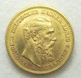 20 Goldmark Friedrich III.