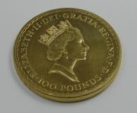 Großbritannien - Britannia Goldmünze