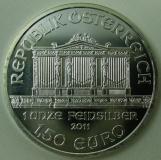 Österreich 1 Oz Philharmoniker 2011