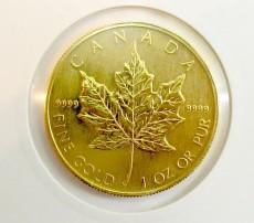Maple Leaf Kanada 1 Oz