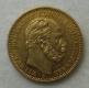 20 Goldmark Kaiser Wilhelm I.von Preussen