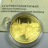 100 EURO UNESCO Bamberg