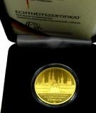 100 Euro Unesco Hansestadt Lübeck