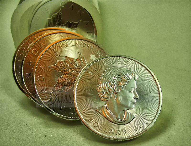 Silbermünzen Ankauf