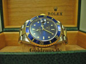 Rolex verkaufen in Hamburg