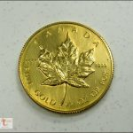 Canada Maple Leaf Goldmünze