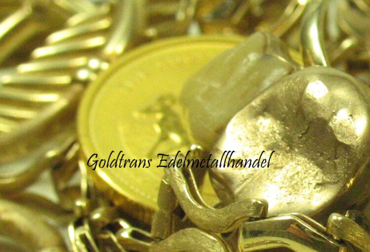 Gold verkaufen Altona